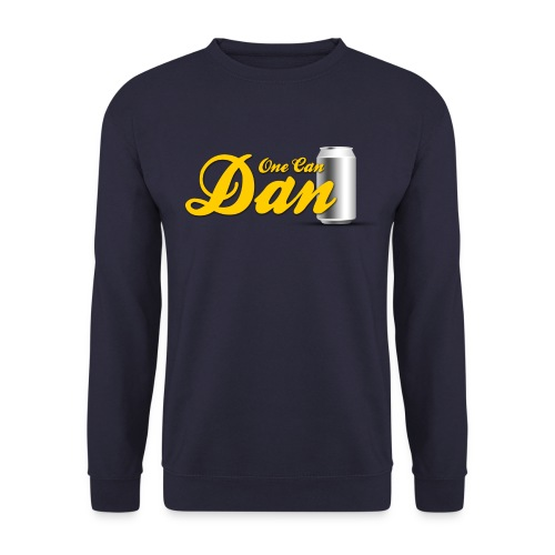 One Can Dan - Men's Sweatshirt