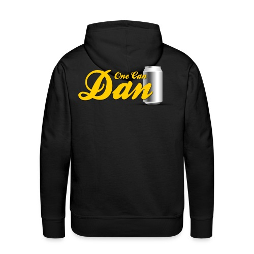 One Can Dan - Men's Premium Hoodie