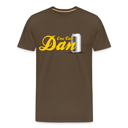 One Can Dan - Men's Premium T-Shirt
