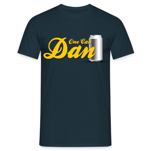 One Can Dan - Men's T-Shirt