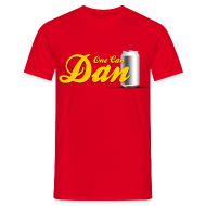 T-Shirts ~ Men's T-Shirt ~ One Can Dan