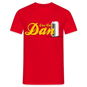 One Can Dan - Men's T-Shirt