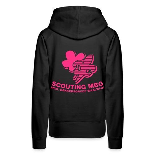 Trui Spelteam - Vrouwen Premium hoodie