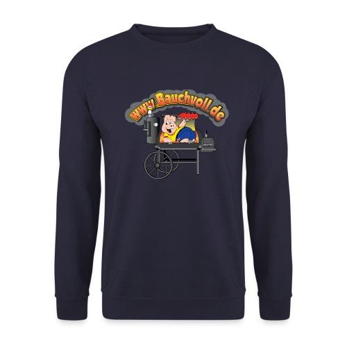 Bauchvoll Longsleve - Männer Pullover