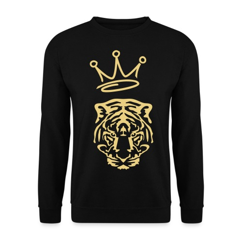 Sweat_King_Lion - Sweat-shirt Homme