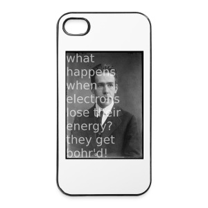 Niels Bohr - iPhone 4/4s Hard Case