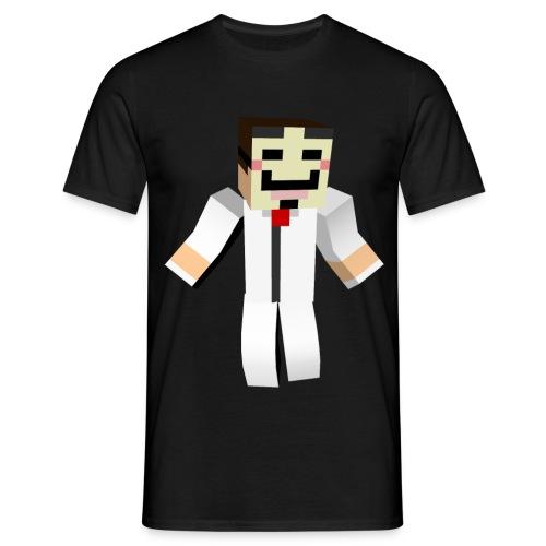Erninnerungs Shirt (Männlich) - Männer T-Shirt