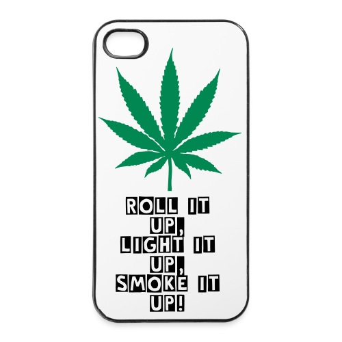 IPhone Weed - iPhone 4/4s Hard Case