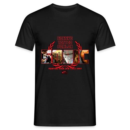 Boris - T-shirt herr