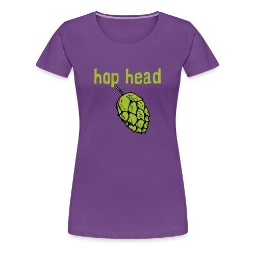 Hop Head clásica mujer  - Camiseta premium mujer