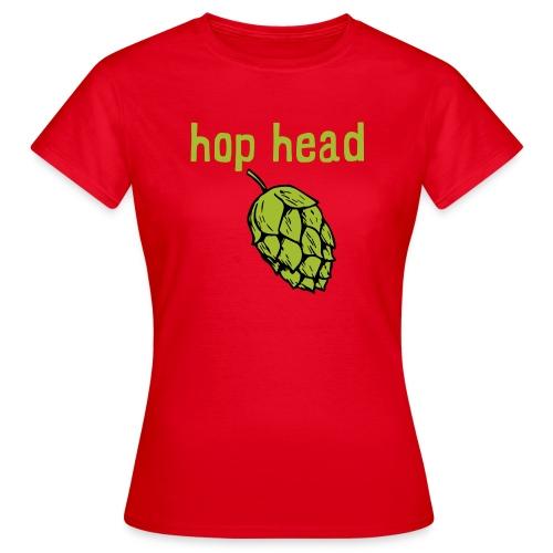 Hop Head clásica mujer  - Camiseta mujer