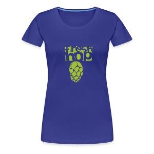 Fresh Hop clásica mujer  - Camiseta premium mujer