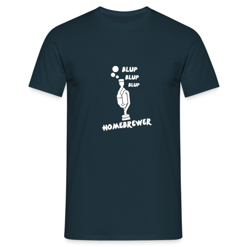 Homebrewer - hombre - Camiseta hombre