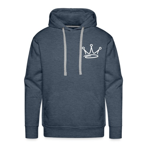 BROWN F.U.G hooded jumper - Men's Premium Hoodie