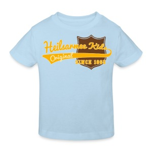 Heilsarmee Kids - Baseball - Kinder Bio-T-Shirt