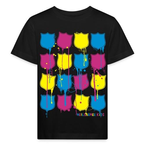 Heilsarmee Kids - Shields - Kinder Bio-T-Shirt