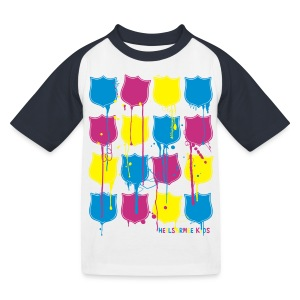 Heilsarmee Kids - Shields - Kinder Baseball T-Shirt