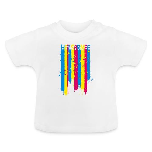 Heilsarmee Kids - Streifen - Baby T-Shirt
