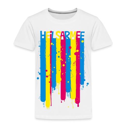 Heilsarmee Kids - Streifen - Kinder Premium T-Shirt