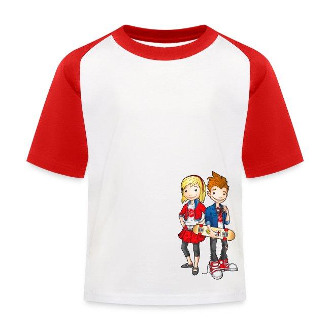 Heilsarmee Kids - Characters