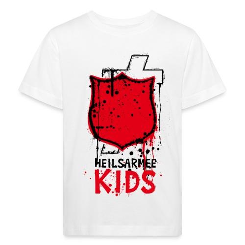 Heilsarmee Kids - Shield - Kinder Bio-T-Shirt