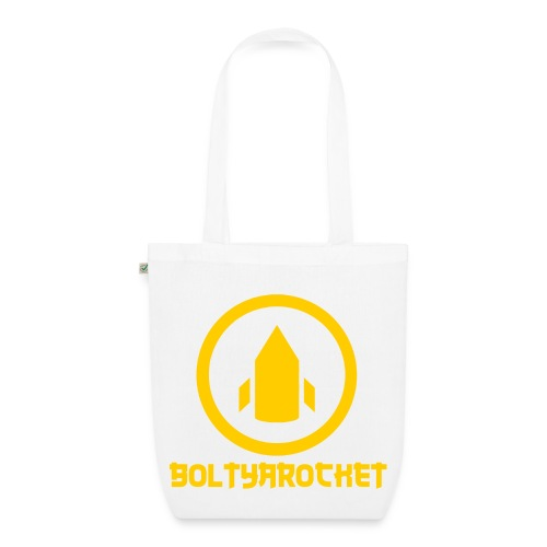 Bolt Ya Rocket - EarthPositive Tote Bag