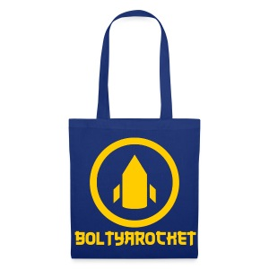 Bolt Ya Rocket - Tote Bag