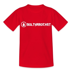 Bolt Ya Rocket - Kids' T-Shirt