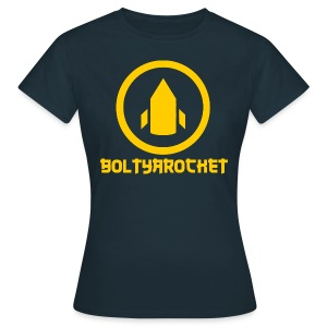 Bolt Ya Rocket - Women's T-Shirt