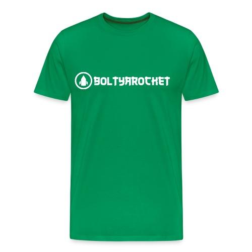 Bolt Ya Rocket - Men's Premium T-Shirt