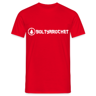 T-Shirts ~ Men's T-Shirt ~ Bolt Ya Rocket