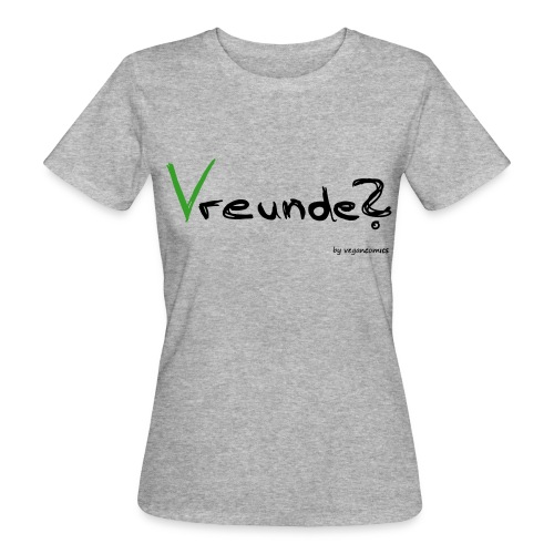 Vreunde - Frauen Bio-T-Shirt