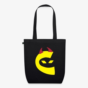Halloween Tricky T-shirt - EarthPositive Tote Bag