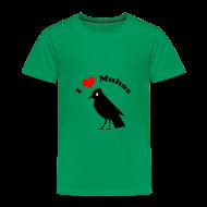 Paidat ~ Lasten premium t-paita ~ Lasten T-paita