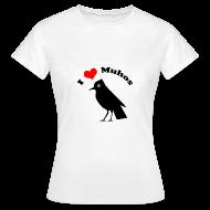 T-paidat ~ Naisten t-paita ~ Naisten T-paita