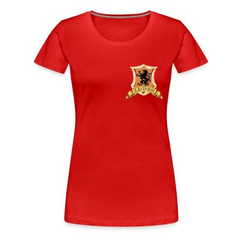 T-shirt LEONES - T-shirt Premium Femme