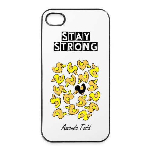 Stay strong Hardcase iPhone 4/S - iPhone 4/4s Hard Case