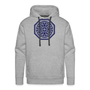 Four blessings, Chinese Good Luck Symbol, Amulet Sweaters - Mannen Premium hoodie