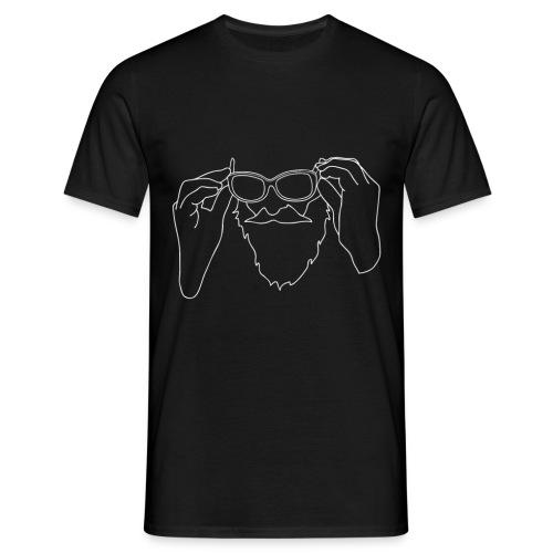 Glasses - Men's T-Shirt