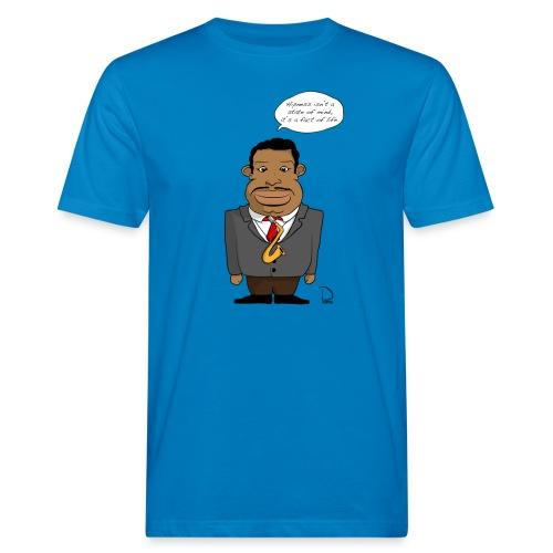 Julian Cannonball Adderley  - Männer Bio-T-Shirt