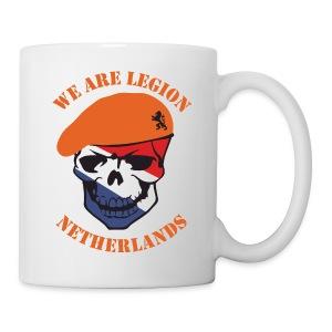 We Are Legion Netherlands Mug - Mug