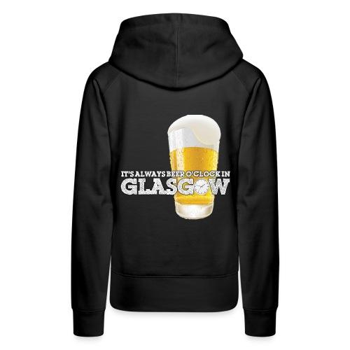 Beer O'Clock - Women's Premium Hoodie