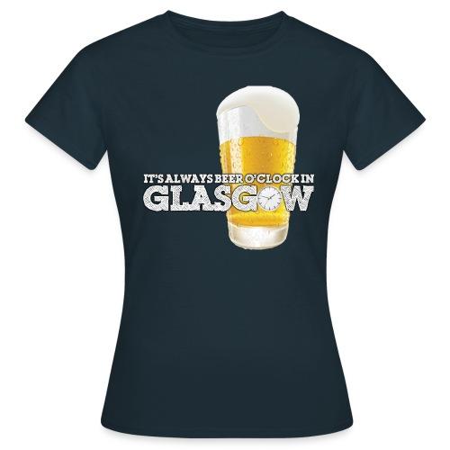 Beer O'Clock - Women's T-Shirt