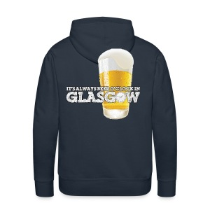 Beer O'Clock - Men's Premium Hoodie