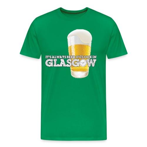 Beer O'Clock - Men's Premium T-Shirt