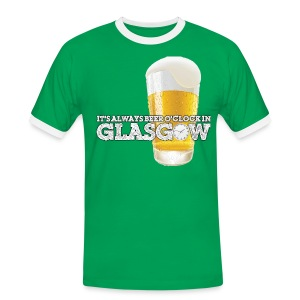 Beer O'Clock - Men's Ringer Shirt
