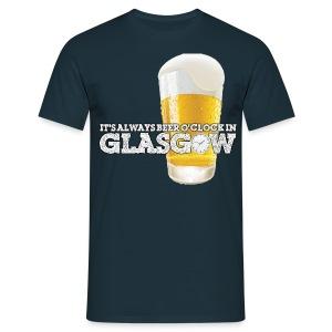 Beer O'Clock - Men's T-Shirt