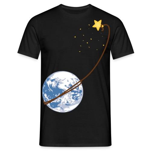 Gravity Rope (Men's) - Men's T-Shirt