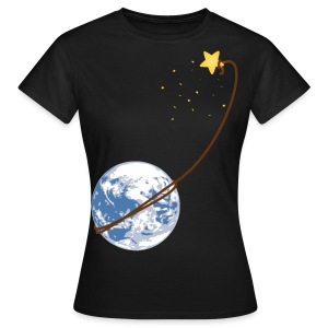 Gravity Rope (Women's) - Women's T-Shirt
