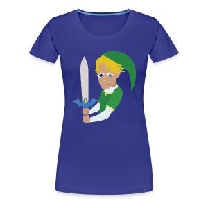 Herp Skerp (Women's) - Women's Premium T-Shirt